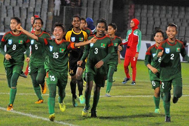 ৩০ নতুন নারী ফুটবলারের সম্ভাবনা.... 3