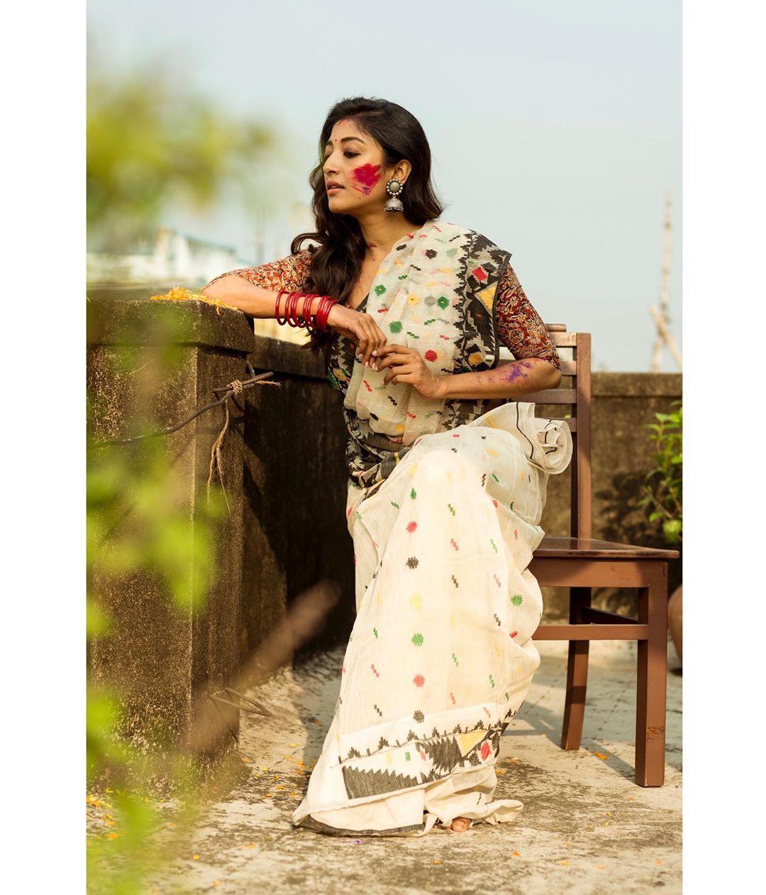 কলকাতার তারকাদের দোল উৎসব 3