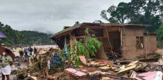 ভারতের কেরালায় ভূমিধসে ১৮ জনের মৃত্যু